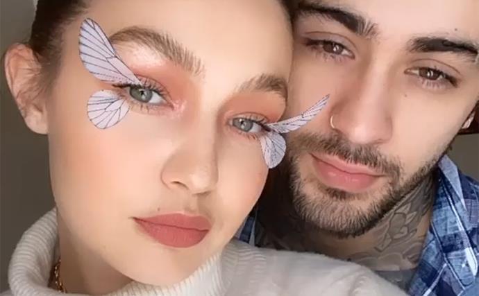 Gigi Hadid Knows The Ultimate Valentine's Gift: Rare Zayn Malik Photos