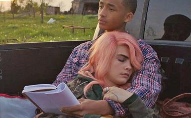 Of Course Cara Delevingne And Jaden Smith Are Friends Who Kiss