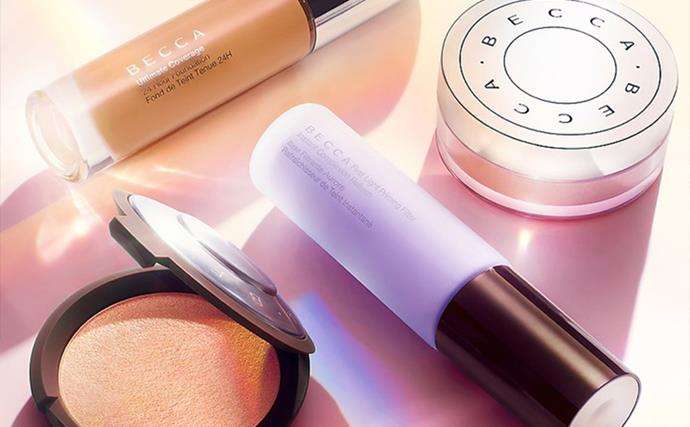BECCA Cosmetics Is Closing Down, Farewell To The (High)light Of Our Life
