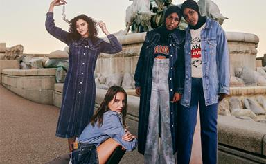 GANNI And Levi's Have Created Your New Favourite Jeans