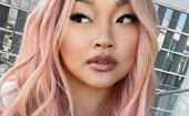 Lana Condor & Naomi Osaka Kick Off The Second Wave (Of Celebrities Dying Their Hair Pink)
