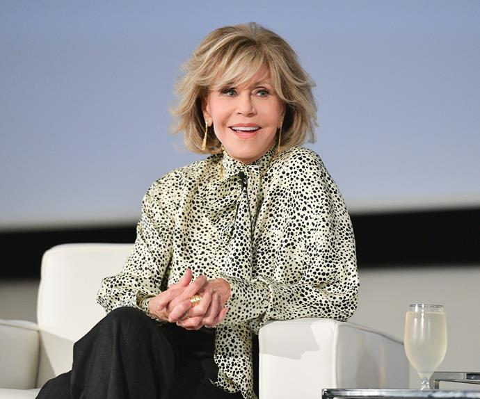 Jane Fonda Wins The 2021 Golden Globe For Best Memes And Tweets Subject