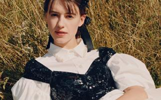 Daisy Edgar Jones And Others Pay Homage To Chic Garden Parties In Dreamy Simone Rocha x H&M Campaign