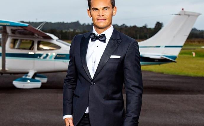 It's Official: 'The Bachelor' Australia For 2021 Is Model-Turned-Pilot Jimmy Nicholson