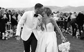 All The Details From 'Bachelorette' Star Georgia Love's Stunning Outdoor Wedding