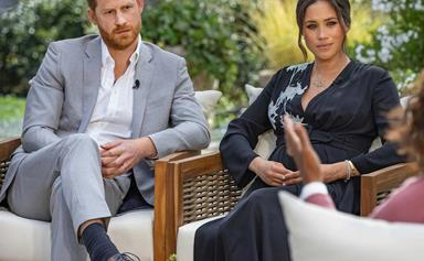 How To Watch Meghan Markle And Prince Harry's Oprah Interview In Australia