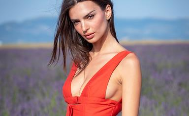Emily Ratajkowski Welcomes Her First Child, Sharing A Photo Of Her Breastfeeding