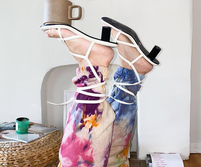 Tie Dye tracksuit sets australia