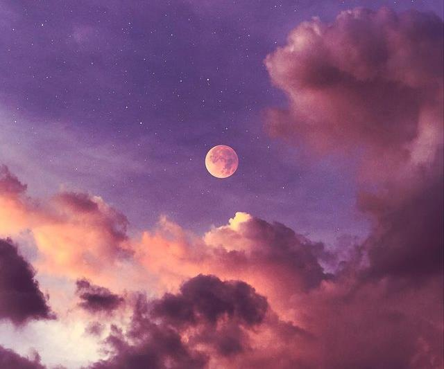 March 2021's Full Moon in Libra.