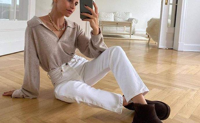 FYI, The Mini Ugg Is Having A Major Moment Right Now
