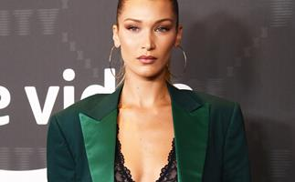 Bella Hadid Has Spoken: Low-Rise, Von Dutch Jeans Are Back