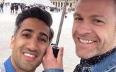 'Queer Eye's' Tan France And His Husband Rob Are Expecting Their First Baby Via Surrogate