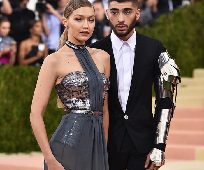 Gigi Hadid Shared So Many Adorable Photos Of Daughter Khai's Trip To The Met