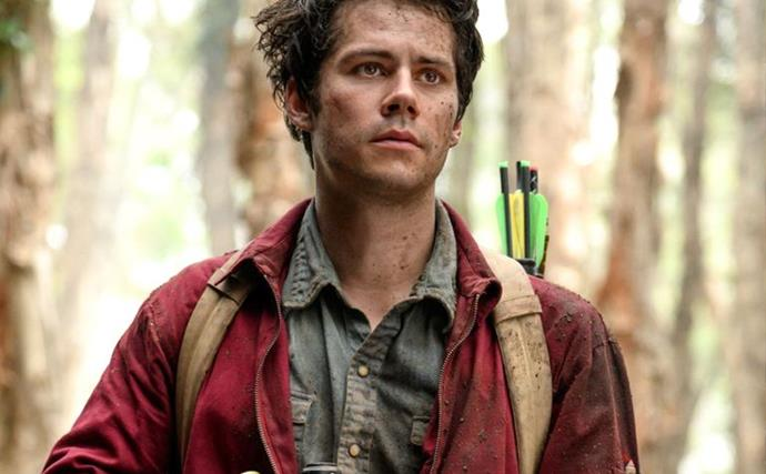 Dylan O'Brien in Love And Monsters