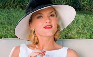 We Really Slept On Meredith Blake From 'The Parent Trap' & Her Chic Style