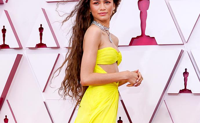 The Best Fashion Moments From The 2021 Oscars Red Carpet