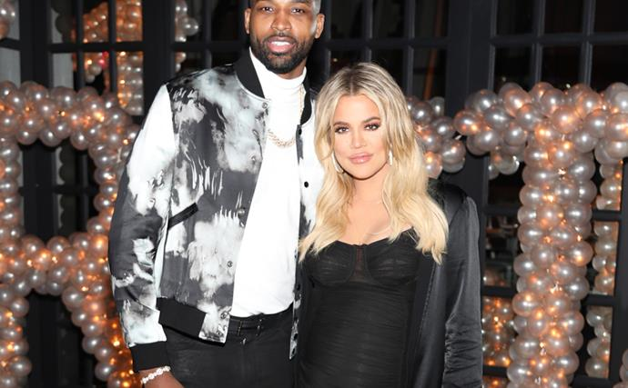 Tristan Thompson Allegedly Cheated On Khloé Kardashian (Again), And Told A Woman He Was Single