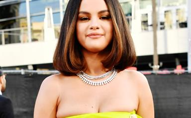 Selena Gomez Is Now A Certified Platinum Blonde After Eight Hours And 200 Hair Foils