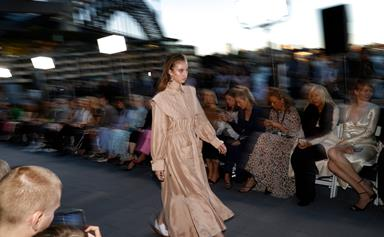 Craving Some Front Row Action? Australian Fashion Week Just Announced Its Jam-Packed Schedule