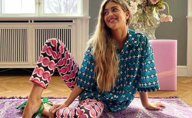 This Psychedelic Print Trend Is How I'll Be Injecting Colour Into My Winter Wardrobe