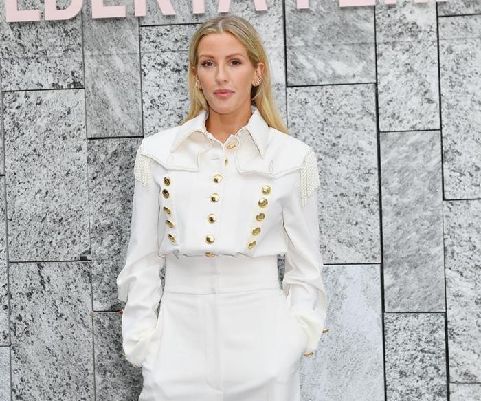 Ellie Goulding Has Welcomed Her First Child With Husband Caspar Jopling