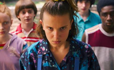 'Stranger Things' Just Dropped A New Trailer For Season 4, And Eleven, Are You Okay?