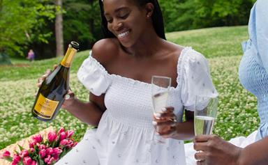 Calling All Cottagecore Lovers, The Brand Behind *The* Nap Dress Has Launched A Bridal Collection