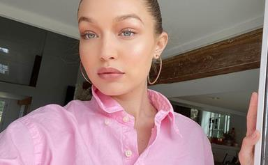 Gigi Hadid Shares New Photos Of Her And 'Best Friend' Khai On Her First Mother's Day