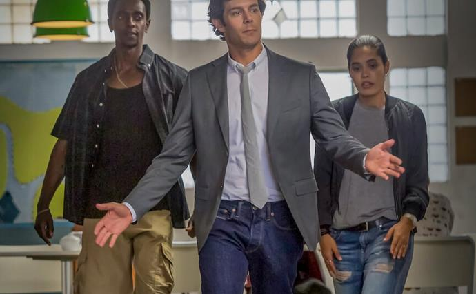 Adam Brody's Crime Thriller Series, 'StartUp', Just Landed On Netflix And Viewers Are Obsessed