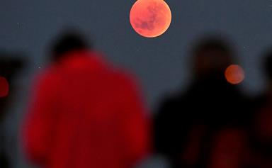 Get Ready To Look Up At The Sky, A Super Blood Flower Moon Is Headed Our Way