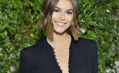 """Kaia Gerber Talks Dating Older People And Being """"Put In Situations"""" As A Young Model"""