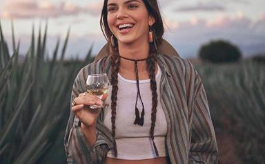 Kendall Jenner's '818' Tequila Controversy, Explained