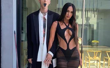 Twitter Is Collectively Losing Its Mind Over Megan Fox's Naked Dress At The Billboard Music Awards