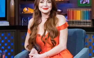 'Tis The Season, Lindsay Lohan Is Back On The Small Screen, This Time, In A Netflix Holiday Rom-Com
