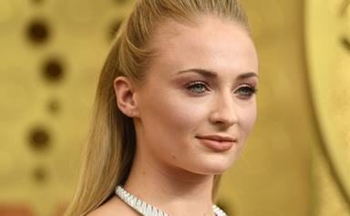 Sophie Turner Just Debuted A Blunt Fringe And We're Loving This Look For Her