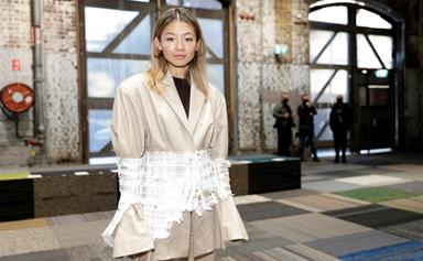 The Best Street Style From Afterpay Australian Fashion Week 2021