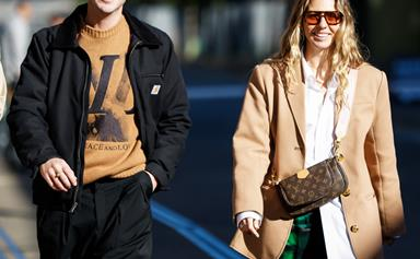 The Best Street Style From Day One Of Australian Fashion Week