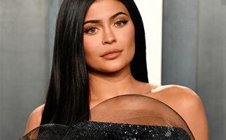 Kylie Jenner at the Vanity Fair Oscar Party 2020