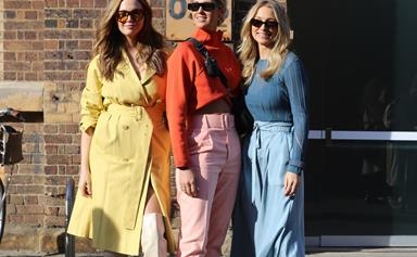 The Best Street Style Spotted On Day Two Of Australian Fashion Week