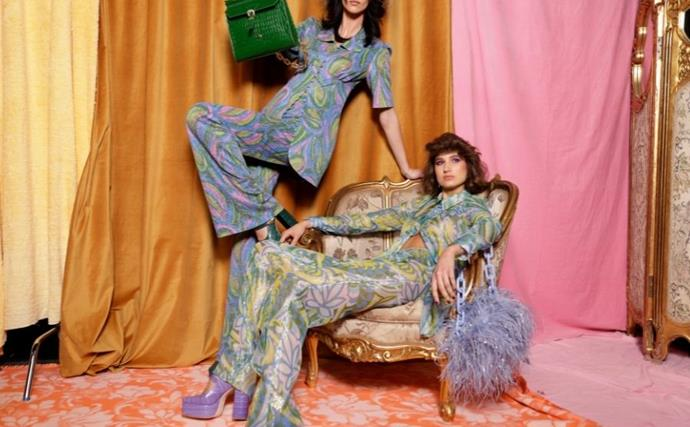 Alice McCALL's Latest Collection Is A Total Disco Dream
