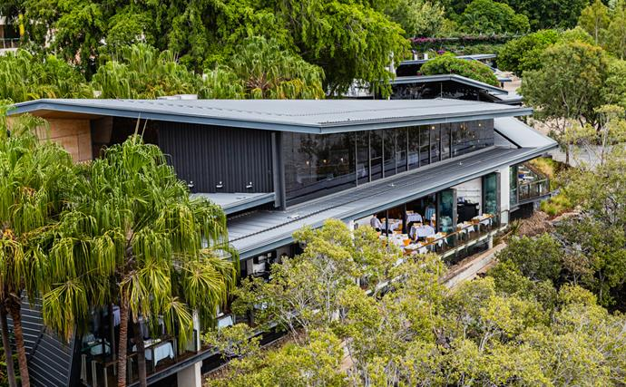 Review: what's old is new again at Otto Brisbane