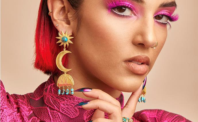 Rowi Singh's Collaboration With Mountain & Moon Is Jewellery For Your Most Divine Self