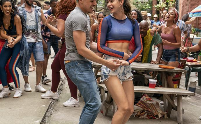 'In The Heights' Dreams Big, But Doesn't Quite Reach A Peak