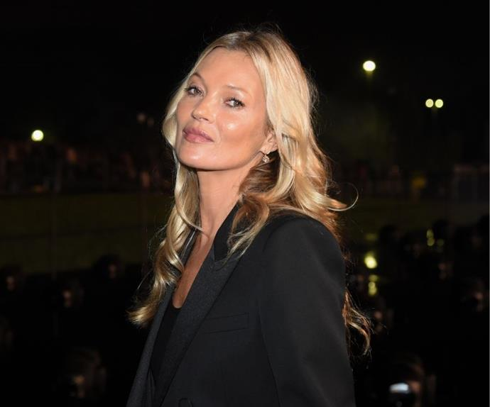 In A Wild Career Change, Kate Moss Is Reportedly Training To Become A Tattoo Artist