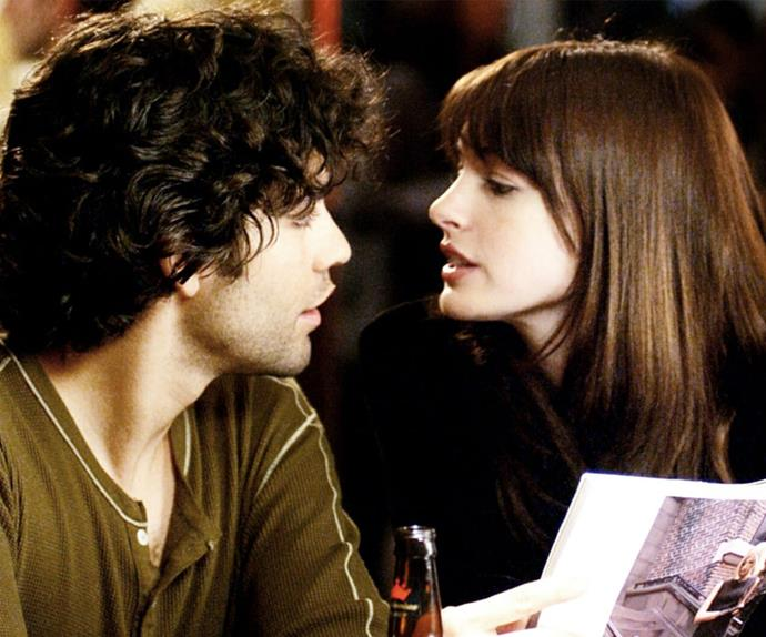 Nate and Andy in The Devil Wears Prada