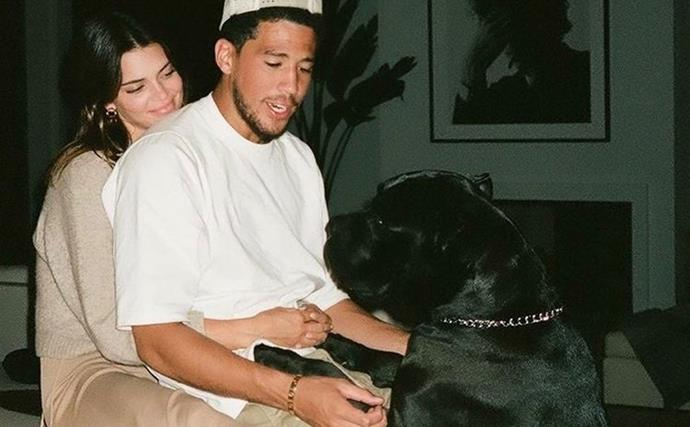Kendall Jenner Shares Never-Before-Seen Snaps With Boyfriend Devin Booker For Their 1-Year Anniversary