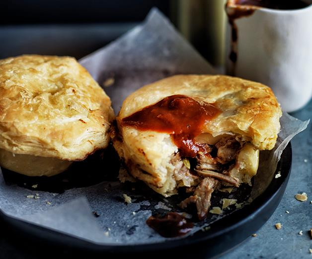 """**[Lamb neck and anchovy pies](https://www.gourmettraveller.com.au/recipes/browse-all/lamb-and-anchovy-pies-12529