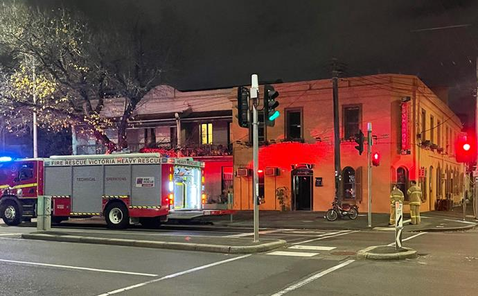 After a fire, Melbourne's Leonardo's Pizza Palace has launched a fundraiser and merchandise range to support out-of-work staff