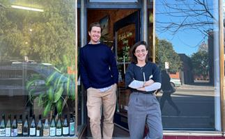 Coming soon: a Melbourne small wine bar with an even smaller kitchen, and one of the country's best chefs