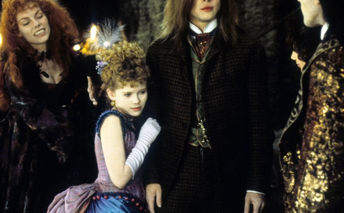 Iconic '90s Fantasy Film, 'Interview With The Vampire', Is Making A Comeback (And We're Hooked Already)
